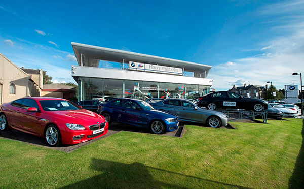 Dealer Details for Harry Fairbairn BMW (Glasgow)