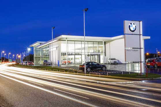 Dealer Details for Harry Fairbairn BMW (Inverness)