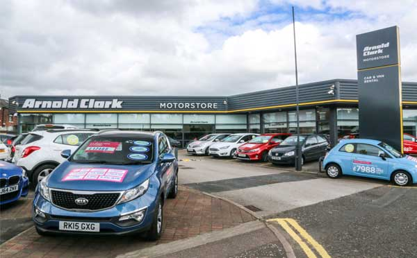 Dealer Details for Preston Motorstore