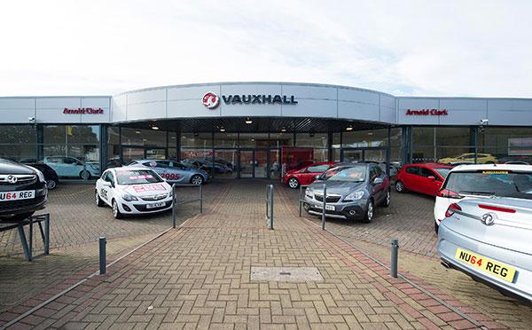 Dealer Details for Glasgow Vauxhall (North)