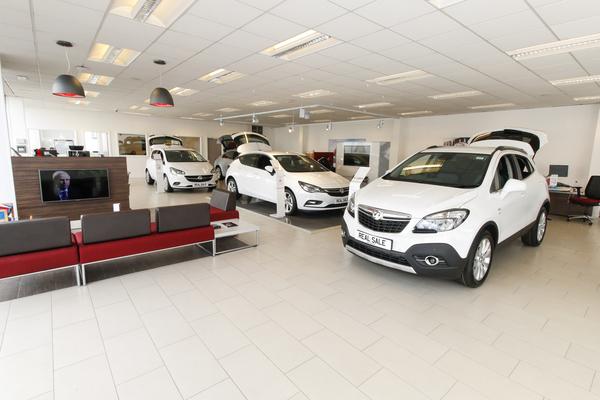 Dealer Details for Stirling Vauxhall