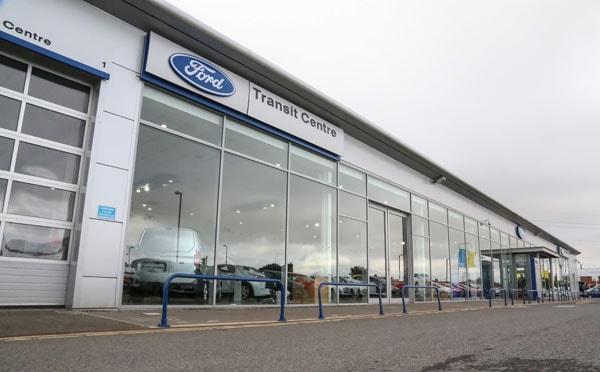 Dealer Details for Shiremoor Ford Transit Centre