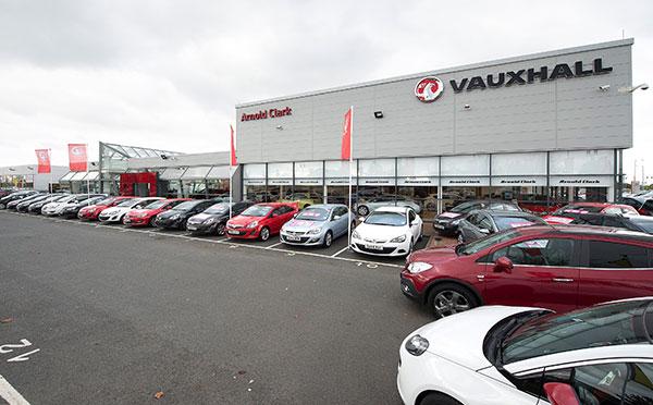 Dealer Details for Linwood Vauxhall / Jeep / Alfa Romeo