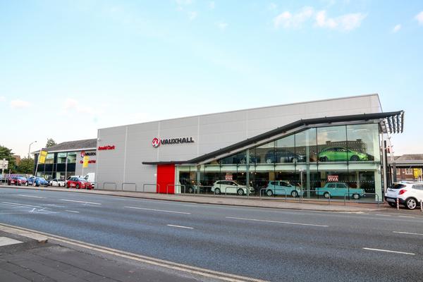 Dealer Details for Manchester Vauxhall