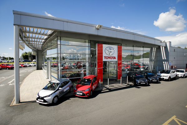 Dealer Details for Linwood Toyota (Paisley)