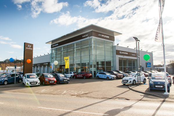 Dealer Details for Inverness Motorstore / Hyundai