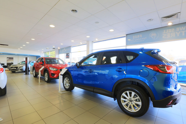 Dealer Details for Stirling Mazda