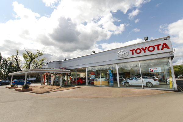 Dealer Details for Stirling Toyota