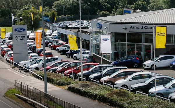 Dealer Details for Clydebank Ford