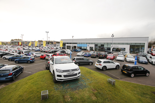 Dealer Details for Linwood Volkswagen