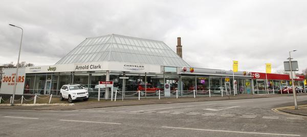 Dealer Details for Dundee Balfield Complex