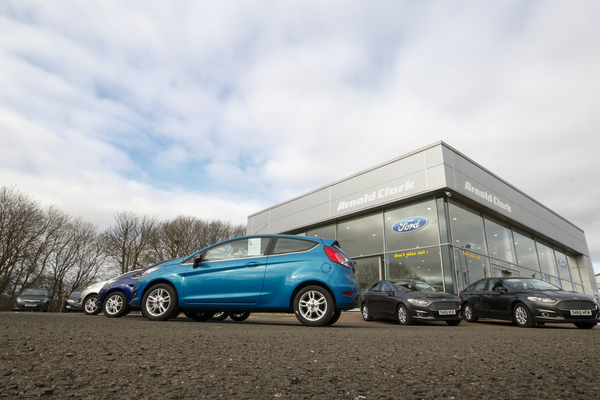 Arnold Clark Used Car Sales Dundee