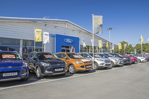 Dealer Details for Carlisle Ford