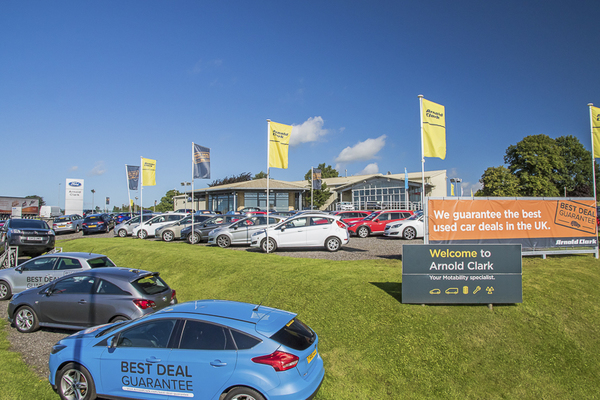 Dealer Details for Penrith Ford