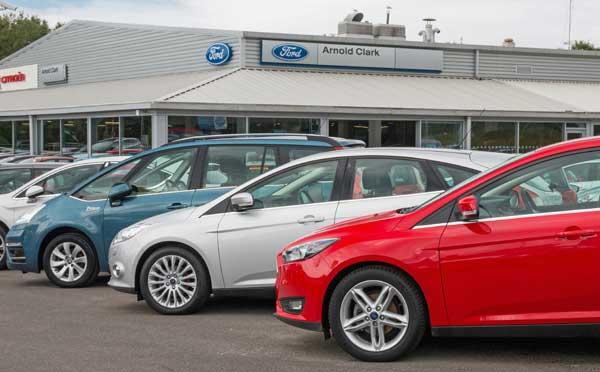 Dealer Details for Workington Ford / Citroën