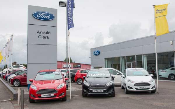 Dealer Details for Dumfries Ford