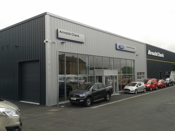 Dealer Details for Aberdeen Ford (Lang Stracht)