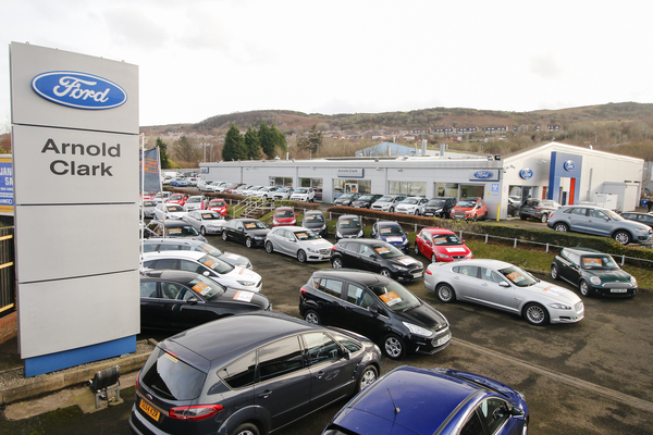Dealer Details for Greenock Ford