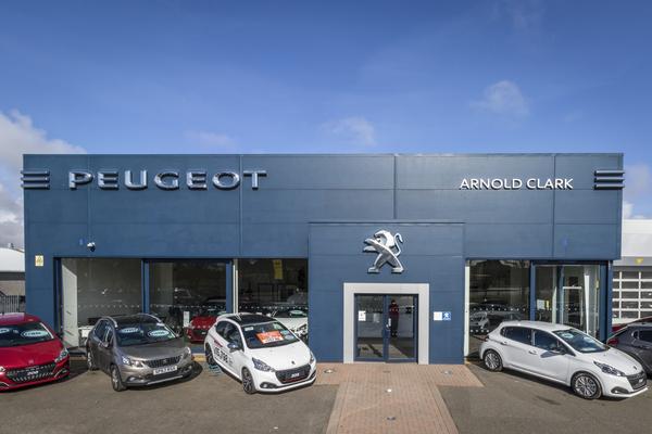 Dealer Details for Kirkcaldy Mazda / Peugeot