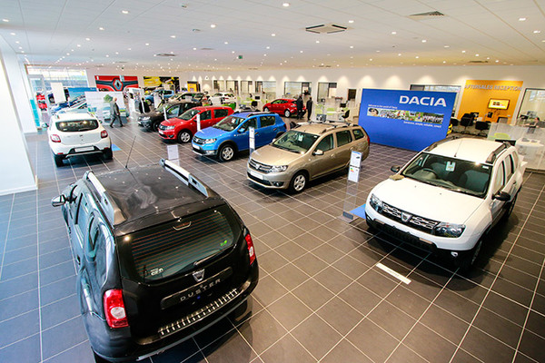 Dealer Details for Hillington Renault / Dacia