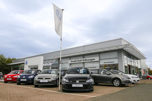 Dealer Details for Rutherglen Volkswagen / MG