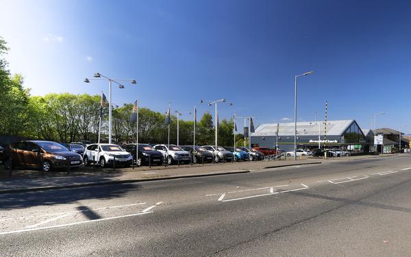 Dealer Details for Glasgow Shields Road