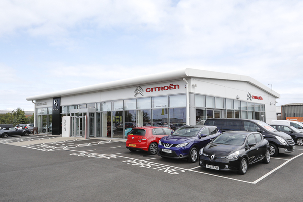 Dealer Details for Edinburgh Sighthill Citroën / DS