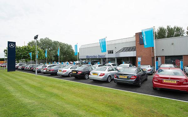 Dealer Details for Mercedes-Benz of Grangemouth