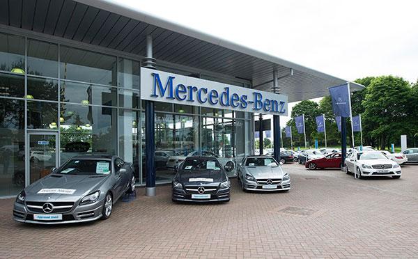 Dealer Details for Mercedes-Benz of Perth