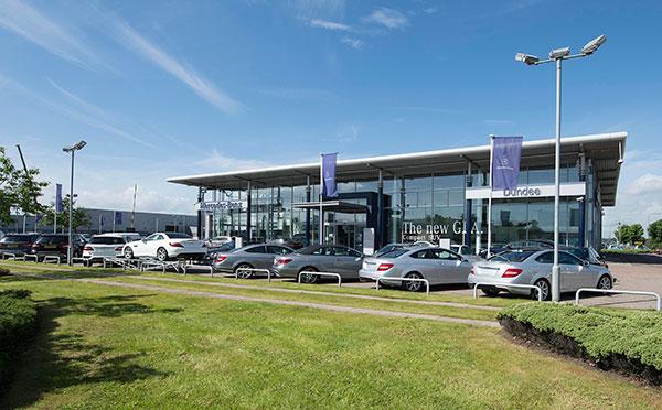 Dealer Details for Mercedes-Benz of Dundee