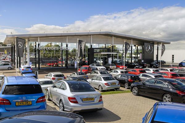Dealer Details for Mercedes-Benz of Aberdeen
