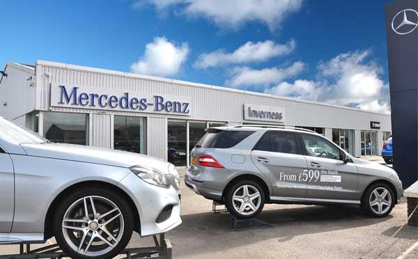 Dealer Details for Mercedes-Benz of Inverness