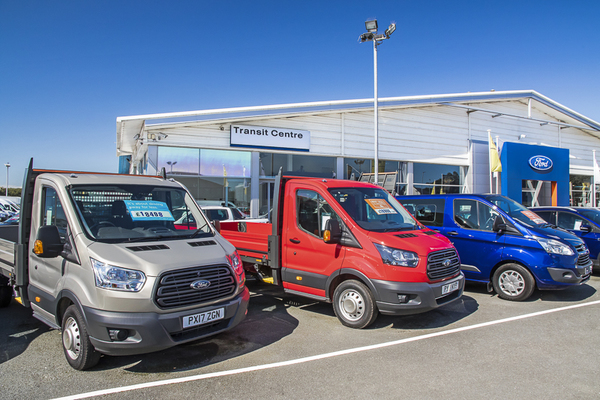 Dealer Details for Carlisle Ford Transit Centre