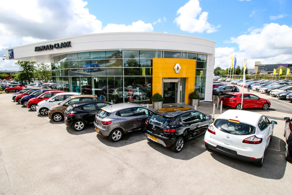 Dealer Details for Wigan Renault / Dacia