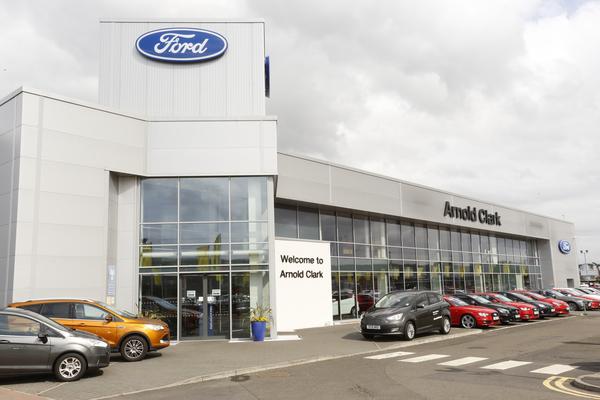 Dealer Details for Linwood Ford