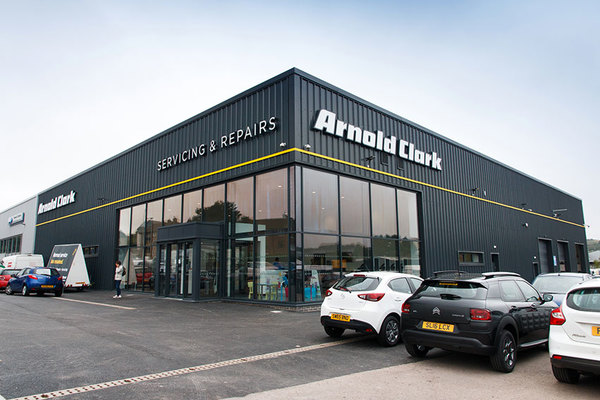 Dealer Details for Aberdeen Service Centre