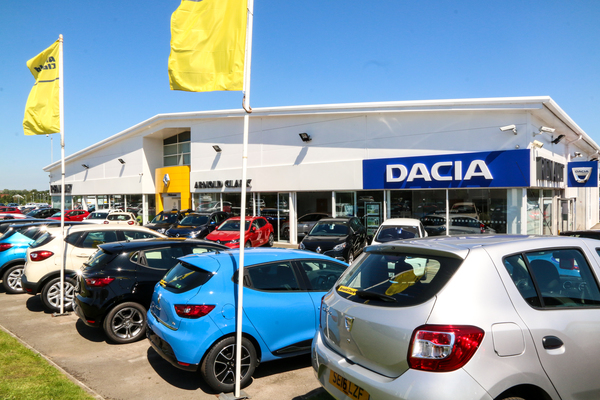 Dealer Details for St Helens Renault / Dacia