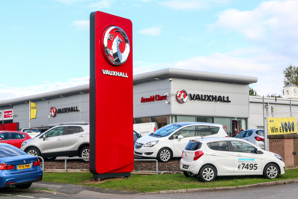 Dealer Details for Winsford Vauxhall