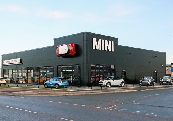 Dealer Details for Harry Fairbairn MINI (Inverness)