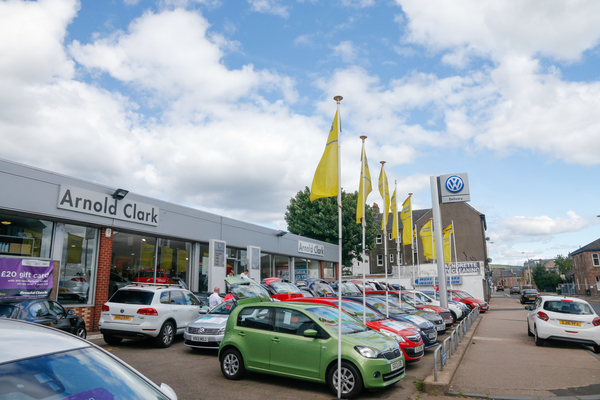 Dealer Details for Helensburgh Volkswagen