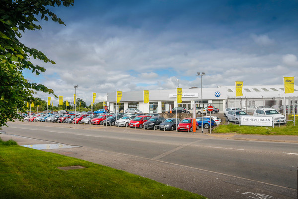 Dealer Details for Bathgate Volkswagen