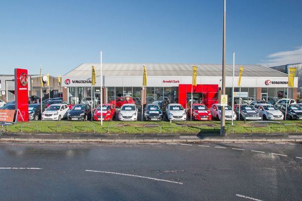Dealer Details for Morecambe Vauxhall