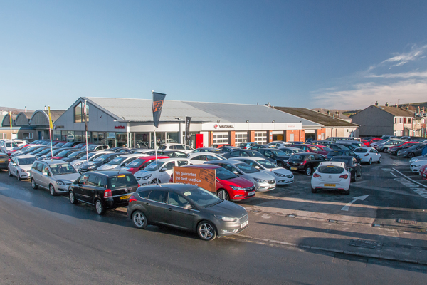 Dealer Details for Kendal Vauxhall