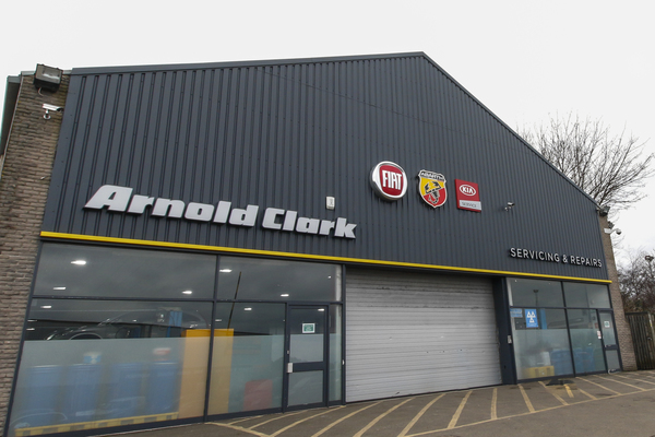 Dealer Details for Edinburgh Seafield Motorstore Fiat / Kia / Abarth Service Centre