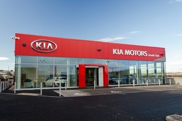 Kia car dealers find your local arnold clark dealer Kia motor dealers