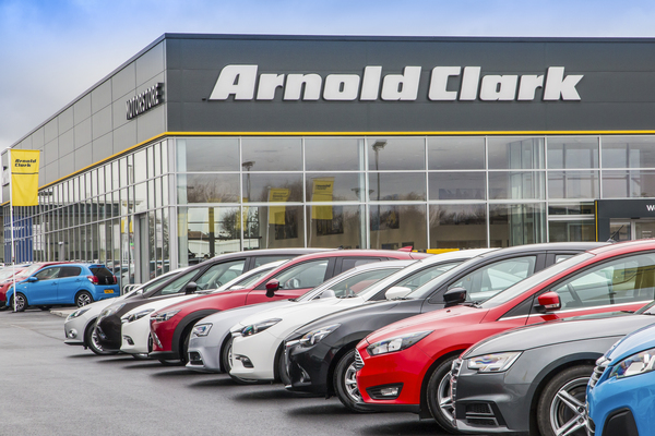 arnold clark new used cars. Black Bedroom Furniture Sets. Home Design Ideas