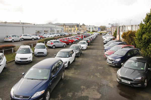 Greenock Car Hire Companies