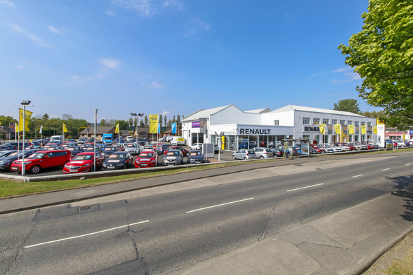 Dealer Details for Grangemouth Renault / Dacia