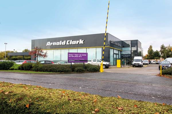 Dealer Details for Arnold Clark Milton Keynes