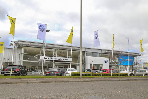 Dealer Details for Stirling Volkswagen